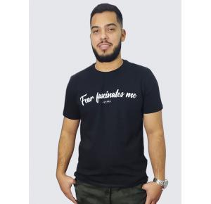 Camiseta Classic Men's Club Fear Fascinates Me