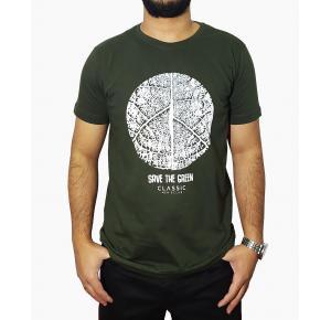 Camiseta Classic Men's Club Save The Green
