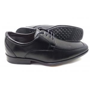 Sapato social em couro preto Classic Men's Club