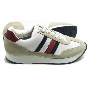 Tênis Casual Tommy Hilfinger Couro