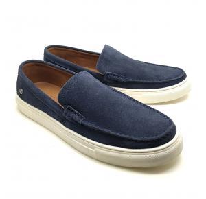 Sapato Dom Shoes Mocassim Camurçado