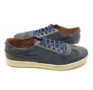 Tênis Dom Shoes Couro Camurçado