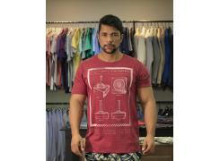 Camiseta Fors Estampa Dont lose Control