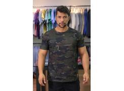 Camiseta Fors Camuflada
