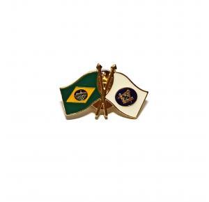 BT Bandeira Brasil x Bandeira Esquadro e Compasso