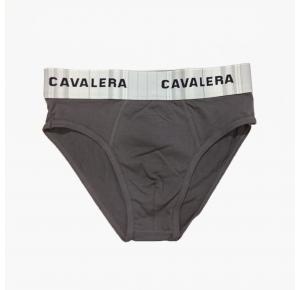 Cueca Cavalera Slip -Cinza