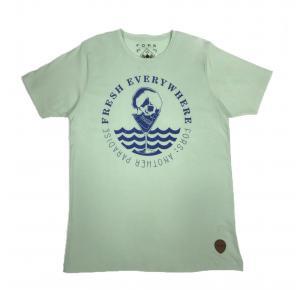 Camiseta FORS  fresh caveira