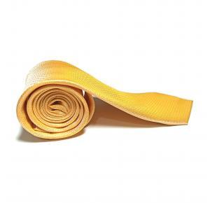 Gravatas Semi-slim Amarela