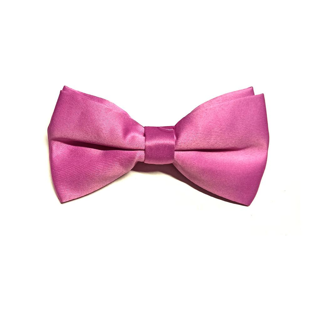 Gravata Borboleta Rosa