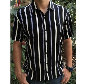 Camisa Classic men's  club mix preto
