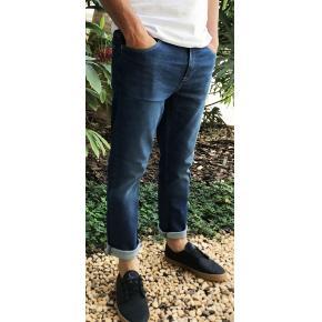 Calça jeans Lacoste denin slim fit