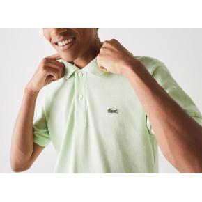 Camisa Polo LACOSTE verde claro L.12.12