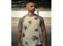 Camiseta FORS Estampada